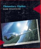 Elementary Algebra, Dugopolski, Mark, 0201508397