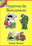 Pegatinas de Blancanieves, Sheilah Beckett, 0486288390