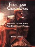 Flash and Crash Days, David Sanderson George, 0815338392