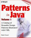 Patterns in Java, Mark Grand, 0471258393