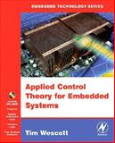 Applied Control Theory for Embedded Systems, Wescott, Tim, 0750678399