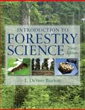 Introduction to Forestry Science, Burton, L. DeVere, 111130839X