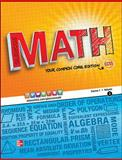 Glencoe Math Course 1, Student Edtiion, Volume 2, McGraw-Hill, Glencoe, 0076618390