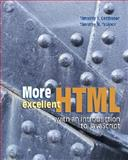 More Excellent HTML with an Introduction to Javascript, Gottleber, Timothy T. and Trainor, Timothy N., 0072338393