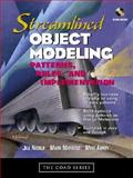 Streamlined Object Modeling : Patterns, Rules, and Implementation, Nicola, Jill and Mayfield, Mark, 0130668397
