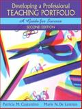 Developing a Professional Teaching Portfolio : A Guide for Success, Costantino, Patricia M. and De Lorenzo, Marie N., 0205458394