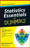 Statistics Essentials for Dummies, Deborah Rumsey, 0470618396