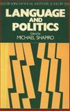 Language and Politics 9780814778395