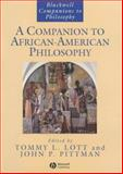 A Companion to African-American Philosophy 9781557868398
