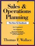 Sales and Operations Planning 9780967488400