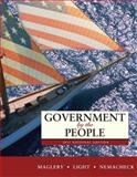Government by the People 2011, Magleby, David B. and Light, Paul Charles, 020582840X