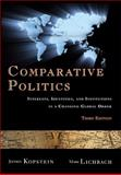 Comparative Politics : Interests, Identities, and Institutions in a Changing Global Order, , 0521708400