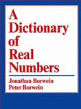 A Dictionary of Real Numbers, Jonathan M. Borwein and Peter B. Borwein, 0534128408