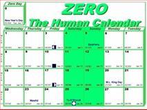 The Human Calendar 2013 Edition, Flansburg, Scott, 0988408406