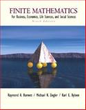 Finite Mathematics for Business, Economics, Life Sciences and Social Sciences, Barnett, Raymond A. and Ziegler, Michael R., 0130338400