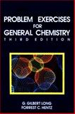 Problem Exercises for General Chemistry : Principles and Structure, Long, G. Gilbert and Hentz, Forrest C., 0471828408