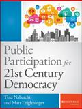 Public Participation for 21st Century Democracy 1st Edition