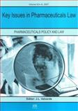 Key Issues in Pharmaceuticals Law, Valverde, J. L. and Valverde, José Luis, 1586038400