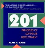 201 Principles of Software Development, Davis, Alan M., 0070158401