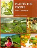 Plants for People, Lewington, Anna, 0195208404
