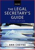 Legal Secretary's Guide 9780199268405