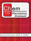 Chemistry 110 Recitation Manual, Kautz, Jason A., 0757558402