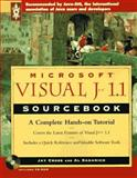Microsoft Visual J++ 1.1 Sourcebook, Jay Cross and Al Saganich, 0471178403