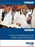 PSAP-VI Health Promotion and Maintenance, American College of Clinical Pharmacy Staff, 1932658408