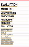 Evaluation Models : Viewpoints on Educational and Human Services Evaluation, , 9401738408
