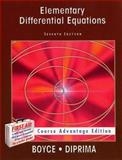 Elementary Differential Equations, Boyce, William E., 0471308404