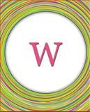W, BlueIconStudio, 1499338406