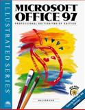 Microsoft Office 97 Professional Edition - Illustrated Brief Edition, Halvorson, 0760058415