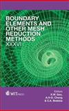 Boundary Elements and Other Mesh Reduction Methods XXXVI, X. W. Gao, 1845648412
