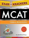 Examkrackers MCAT Verbal Reasoning, Orsay, Jonathan, 1893858413