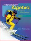 Introductory Algebra, Kaseberg, Alice, 0495108413