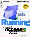 Running Microsoft Access 2000, Viescas, John L., 0735608415