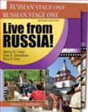 Russian Stage One : Live from Russia, American Council Of Teachers Of Russian, 0757558410
