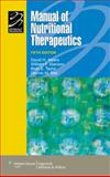Manual of Nutritional Therapeutics, Alpers, David H. and Stenson, William F., 0781768411