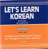 Let's Learn Korean, Jones, B. J., 0930878418