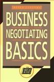 Business Negotiating Basics, Economy, Peter, 155623841X
