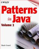 Patterns in Java, Mark Grand, 0471258415
