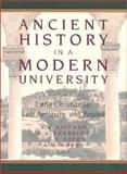 Ancient History in a Modern University, , 0802838413