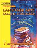 Language Arts Skills and Strategies - Level 7, Pearl Production (EDT), 1562548417