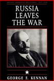 Russia Leaves the War, Kennan, George F., 0691008418