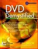 DVD Demystified : DVD-Video and DVD-Rom, Taylor, Jim, 0070648417