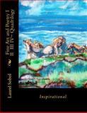 Fine Art and Poetry I II III IV~ Quadrilogy, Laurel Sobol, 1477468412