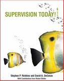 Supervision Today!, Robbins, Stephen P. and DeCenzo, David A., 0135038421