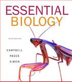 Essential Biology, Campbell, Neil A. and Reece, Jane B., 0805368426