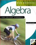 Algebra for College Students with Mac CD-ROM, Dugopolski, Mark, 0072358424