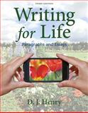 Writing for Life 3rd Edition